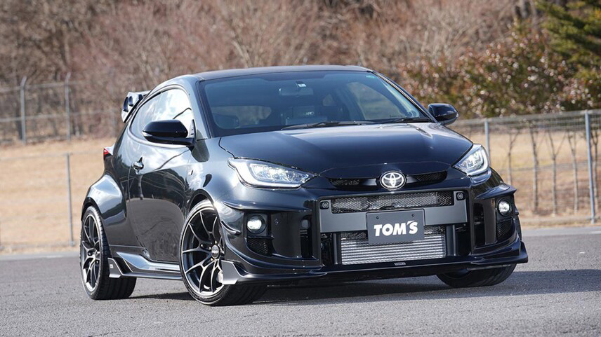 Diversión deportiva Toyota